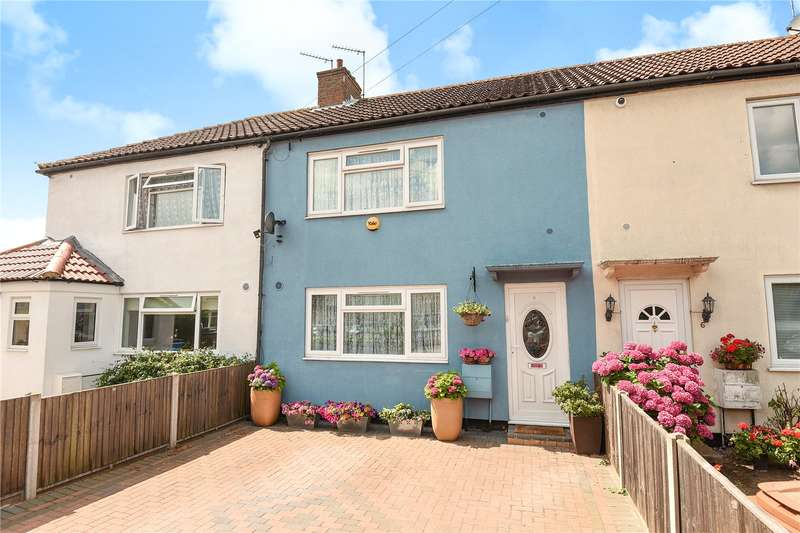 3 Bedrooms Terraced House for sale in The Bye Way, Harrow, Middlesex, HA3