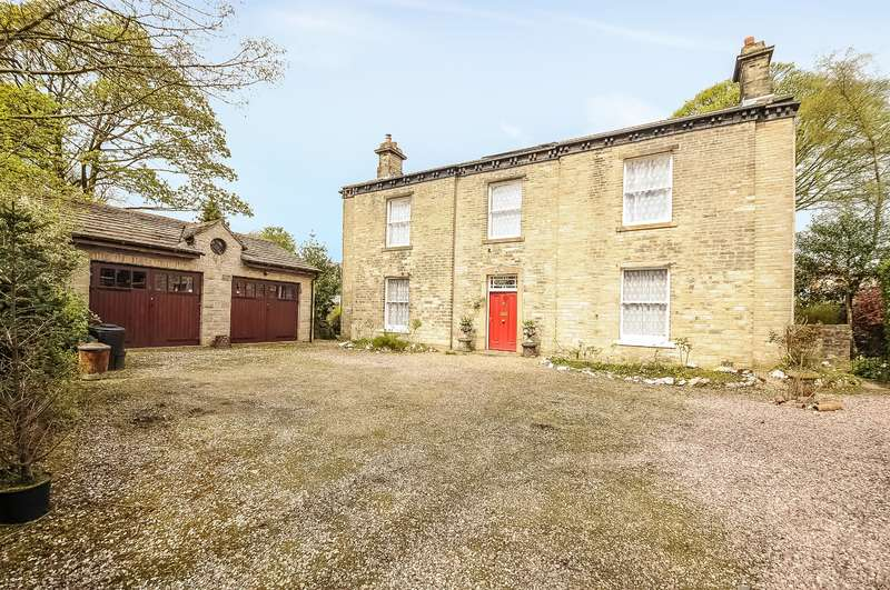 4 Bedrooms Detached House for sale in Calder Cottage, Hare Hill Road, Littleborough, OL15 9HG