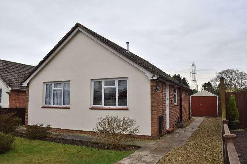 2 Bedrooms Detached Bungalow for sale in Crawte Avenue, Southampton