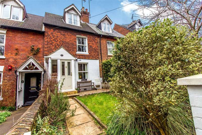 3 Bedrooms Terraced House for sale in Shackstead Lane, Godalming, Surrey, GU7
