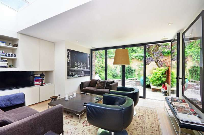 4 Bedrooms House for sale in Hilary Close, Fulham, SW6