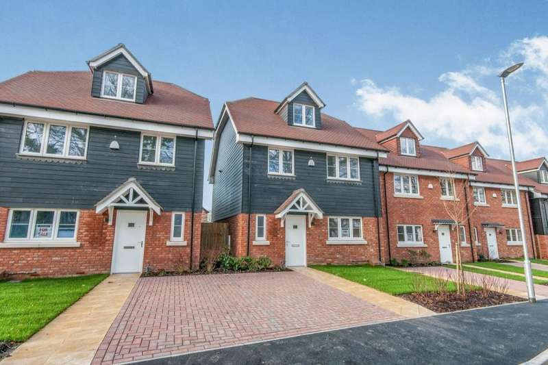 4 Bedrooms Detached House for sale in Godden Drive, East Malling, West Malling, ME19
