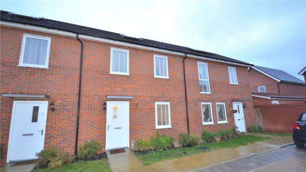 2 Bedrooms Terraced House for sale in Meteor Place, Bracknell, Berkshire
