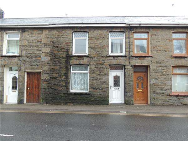 3 Bedrooms Terraced House for sale in Gilfach Road, Tonyrefail, Porth