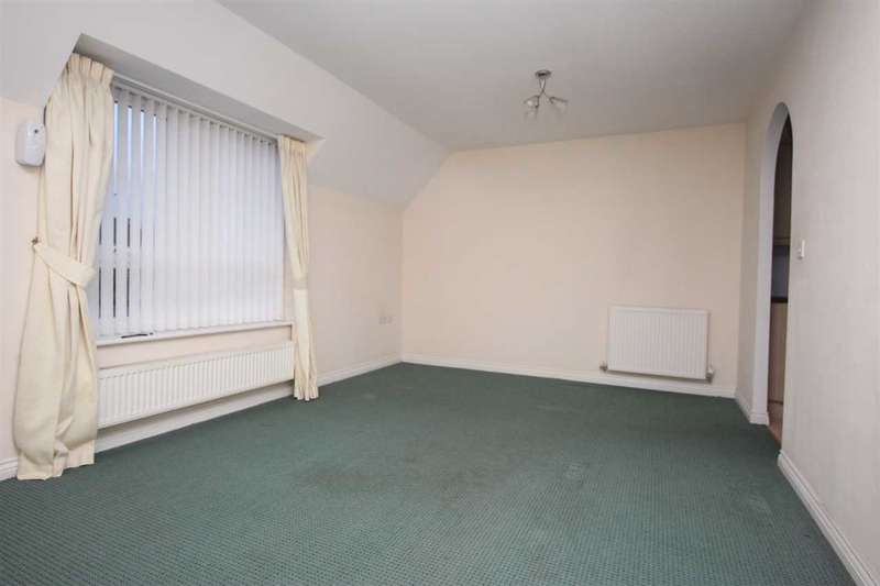 2 Bedrooms Flat for sale in Coney Garth Place, Barley Rise, Ashington