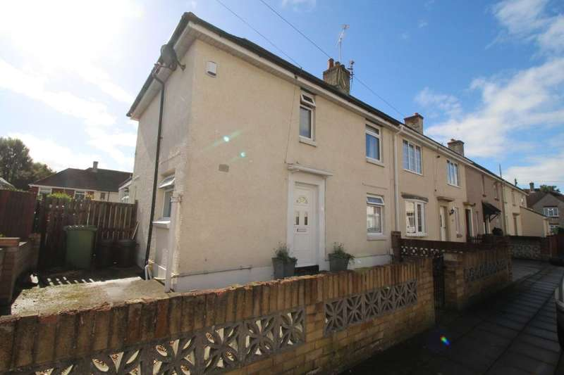 3 Bedrooms Semi Detached House for sale in Totland Road, Cosham, Portsmouth, PO6