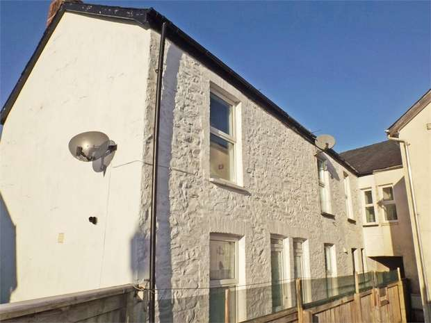 1 Bedroom Terraced House for sale in Lammas Street, Carmarthen