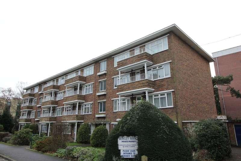 1 Bedroom Flat for sale in Berkley Manor, 317 Poole Road, Westbourne