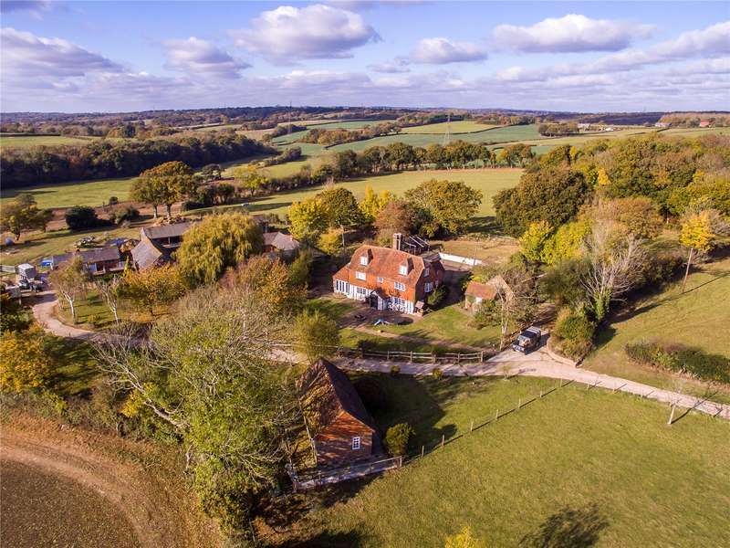 4 Bedrooms Equestrian Facility Character Property for sale in Royal Oak Lane, Crowhurst