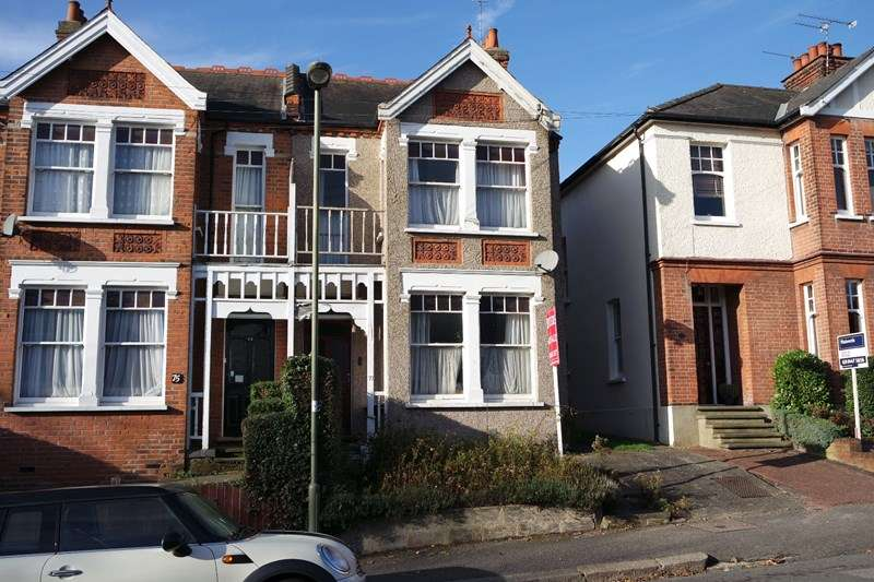 3 Bedrooms Semi Detached House for sale in Woodville Road, New Barnet