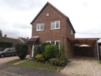 3 Bedrooms Detached House for sale in Wymondham, Norfolk, England