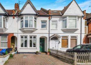 Terraced House for sale in Coombe Gardens, New Malden, Surrey