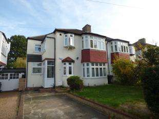 5 Bedrooms Semi Detached House for sale in Spring Park Avenue, Shirley, Croydon, Surrey
