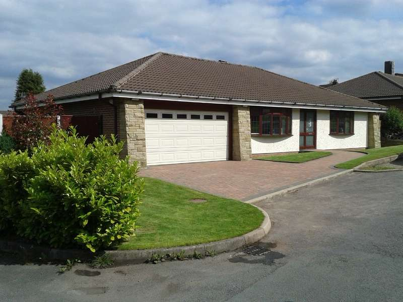 3 Bedrooms Detached Bungalow for sale in 1 The Pentlands, Shaw