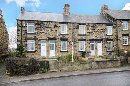 2 Bedrooms Terraced House for sale in Rotherham Road, Great Houghton, Barnsley
