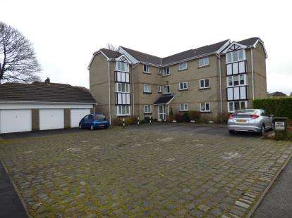 2 Bedrooms Flat for sale in Silverlands Park, Buxton, Derbyshire