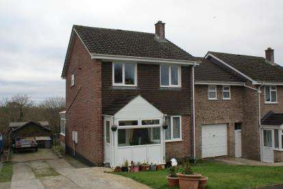 3 Bedrooms Detached House for sale in Dobwalls, Liskeard, Cornwall