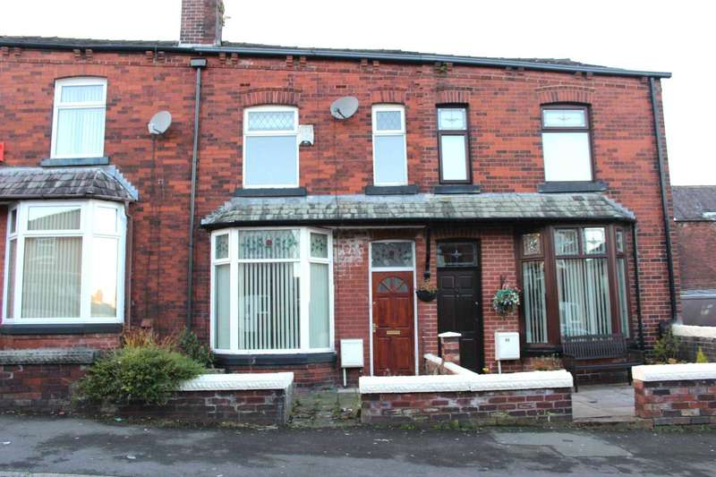 3 Bedrooms Terraced House for sale in Adrian Road, Halliwell