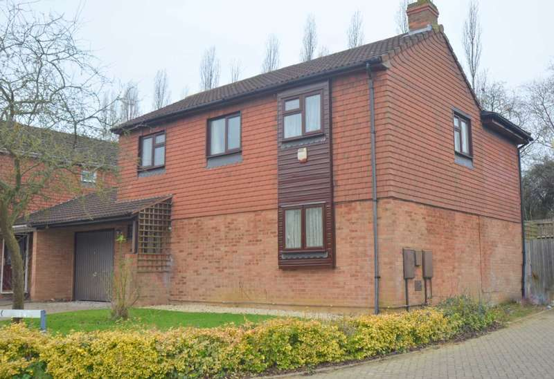4 Bedrooms Link Detached House for sale in Giffard Park