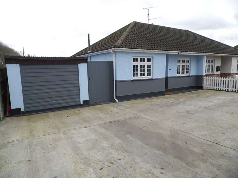 2 Bedrooms Bungalow for sale in Cedar Park Close, Thundersley