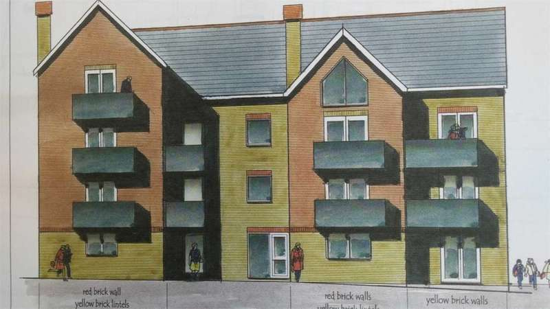 2 Bedrooms Apartment Flat for sale in Albion Street, Broadstairs