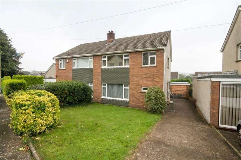3 Bedrooms Property for sale in Gwenfo Drive, Wenvoe, Cardiff