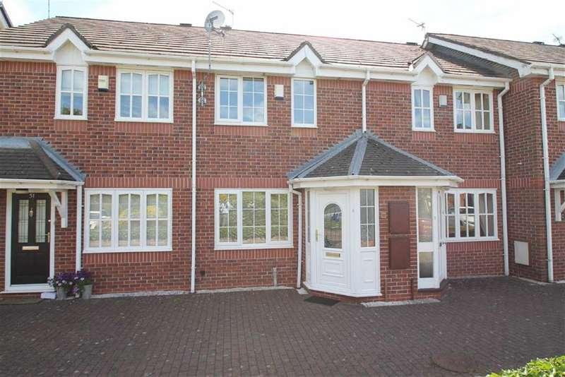 2 Bedrooms Property for sale in St James Court, Altrincham