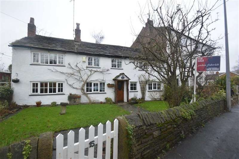 4 Bedrooms Property for sale in Broken Cross, Macclesfield