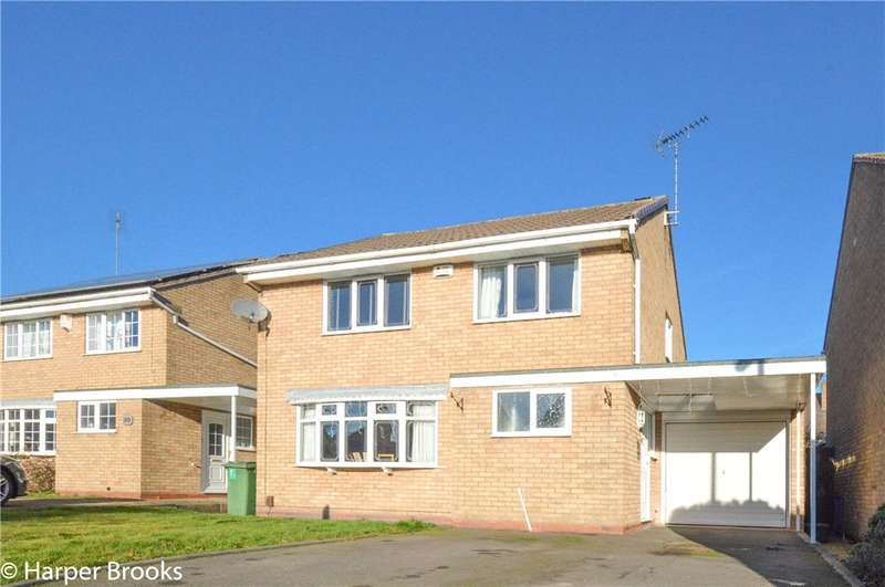 4 Bedrooms Detached House for sale in The Pippins, Stafford, ST17