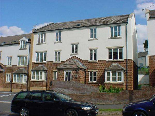 2 Bedrooms Flat for sale in Sturminster Lodge, Stockwood, Bristol, BS14