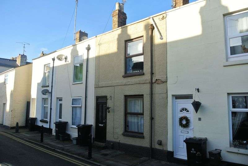 2 Bedrooms Terraced House for sale in 5 Sebert Street, Gloucester