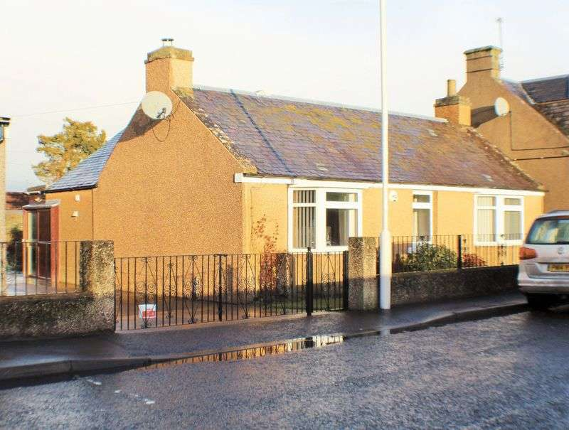 2 Bedrooms Detached Bungalow for sale in 31 Cupar Road, Kettlebridge KY15 7QD