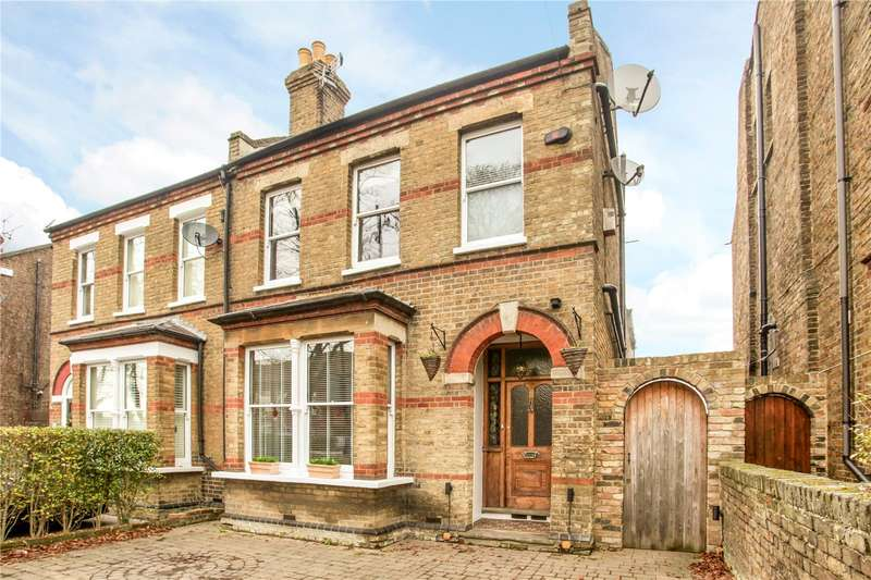 5 Bedrooms Semi Detached House for sale in Maidenhead Road, Windsor, Berkshire, SL4