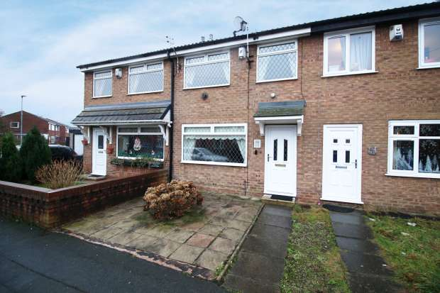 3 Bedrooms Terraced House for sale in Millers Lane, Wigan, Lancashire, WN2 5DG