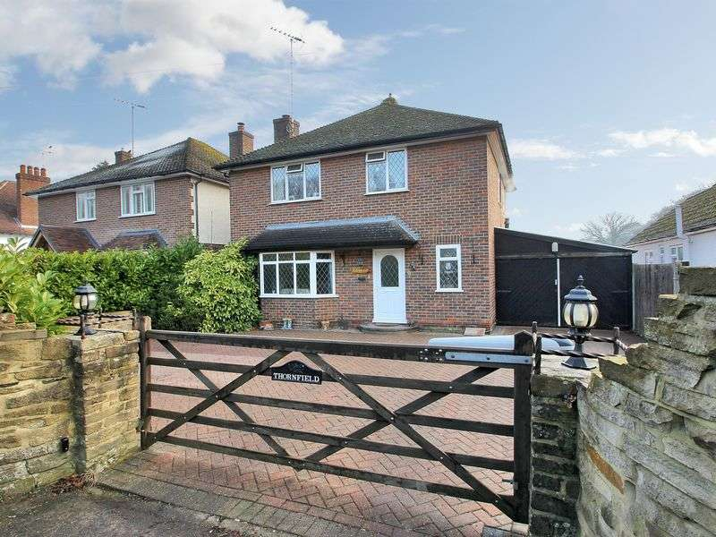 3 Bedrooms Detached House for sale in Newchapel Road, Lingfield, East Sussex