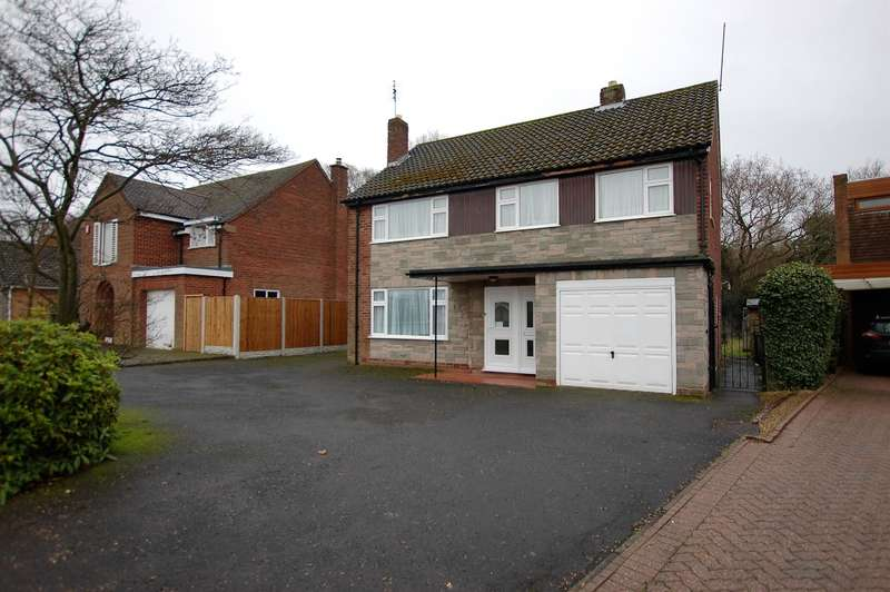 4 Bedrooms Detached House for sale in Osmaston Road, Norton, DY8 2AN