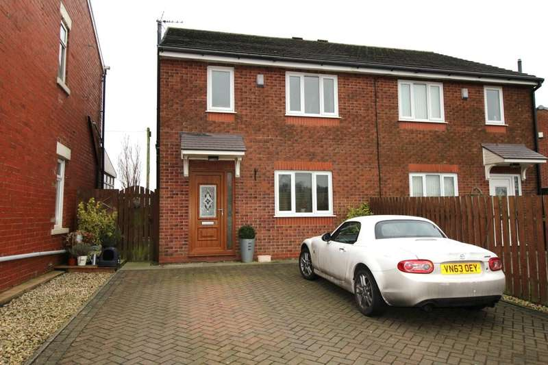 3 Bedrooms Semi Detached House for sale in Moorfield Mews, Ramsgreave, Blackburn, BB1