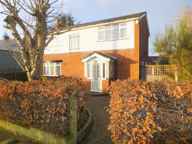 3 Bedrooms Detached House for sale in Stanley Crescent, Prescot