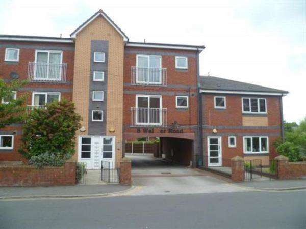 2 Bedrooms Apartment Flat for sale in Walmer Road, Waterloo