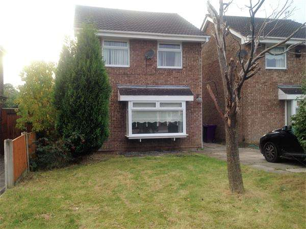3 Bedrooms Detached House for sale in Ashwood Drive, West Derby