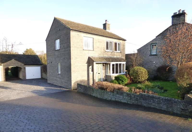 3 Bedrooms Detached House for sale in 3 New Park, Harmby