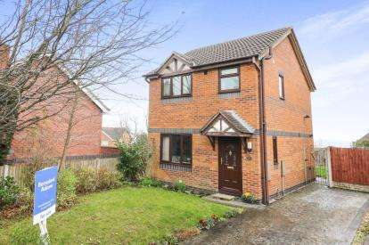 3 Bedrooms Detached House for sale in Tan Y Felin, Greenfield, Holywell, Flintshire, CH8