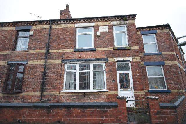 3 Bedrooms Terraced House for sale in Manley Street, Wigan