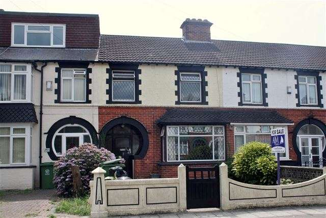 3 Bedrooms Terraced House for sale in Hawthorn Crescent, Cosham, Portsmouth, Hampshire, PO6 2TS