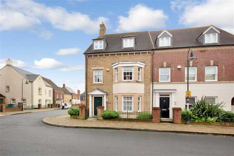 4 Bedrooms Property for sale in Wichelstowe, Swindon