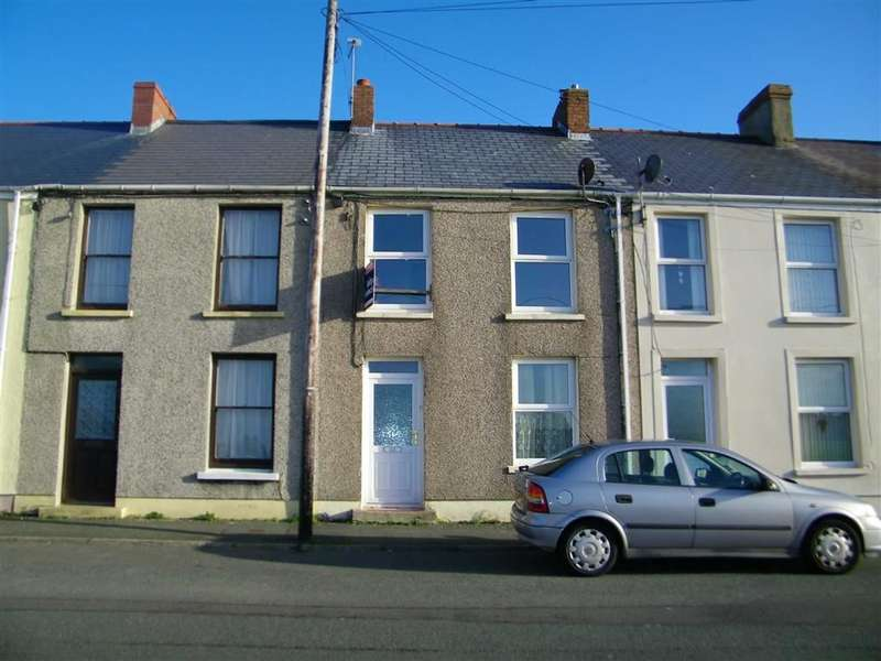2 Bedrooms Property for sale in Marble Hall Road, Milford Haven