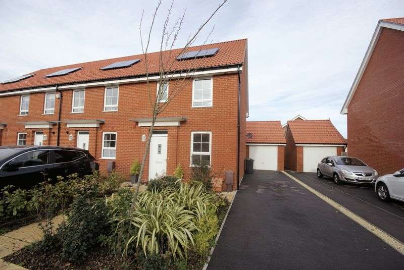 3 Bedrooms Terraced House for sale in Cockerell Close, Lee-On-The-Solent