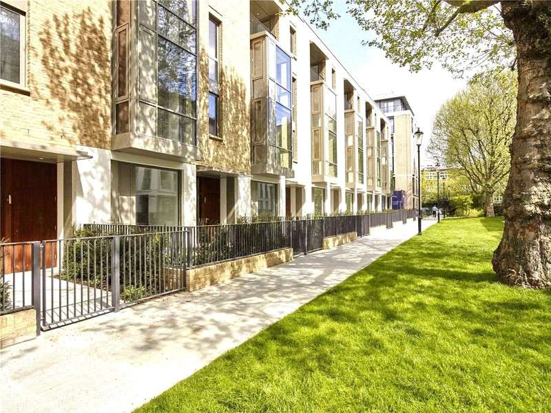 3 Bedrooms Flat for sale in Portobello Square, Bonchurch Road, London, W10