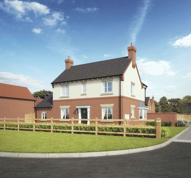 3 Bedrooms Detached House for sale in New Street, Swadlincote