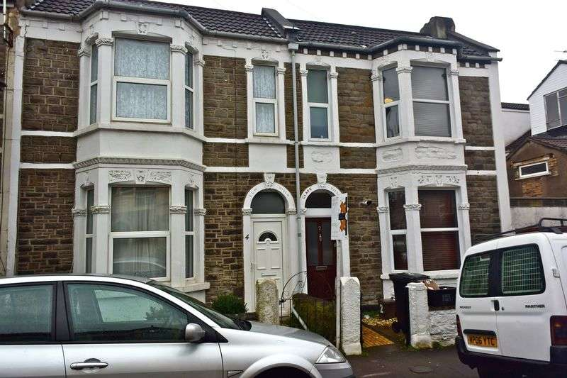 2 Bedrooms Terraced House for sale in Morse Road, Bristol